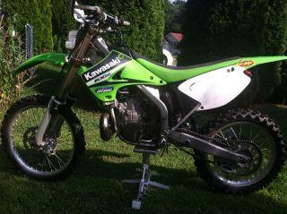 2006 Kawasaki Kx 250 2 Stroke photo