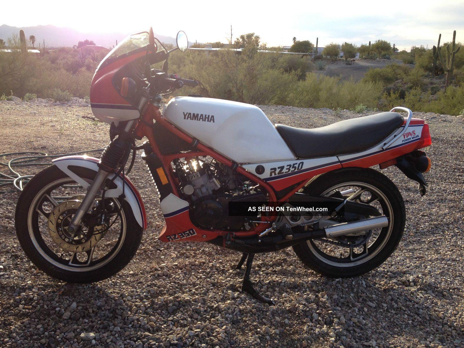1984 Yamaha Rz350 Other photo