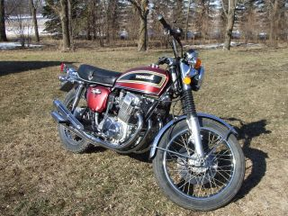 1973 Honda Cb 750 Four photo