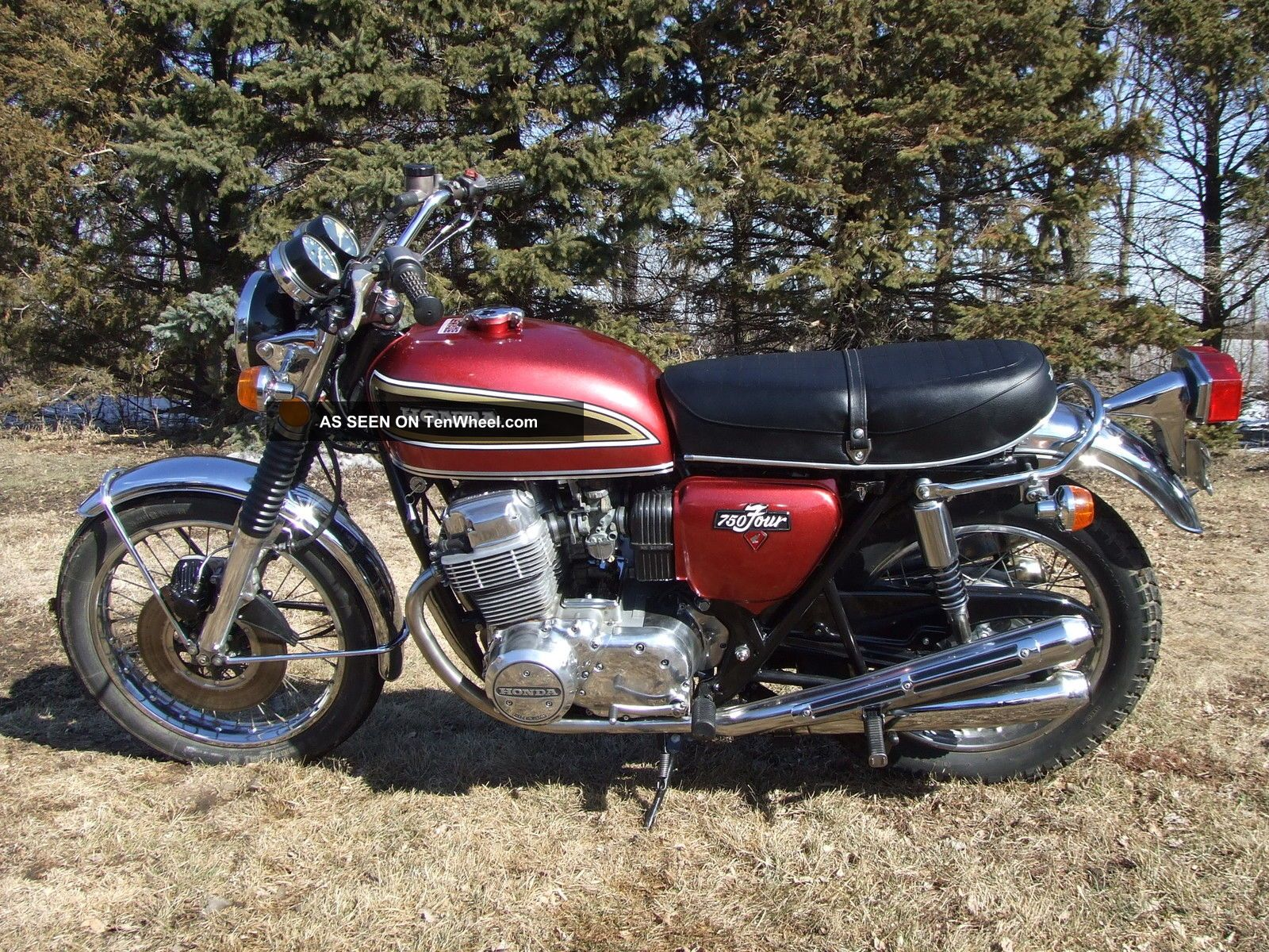 1973 Honda Cb 750 Four