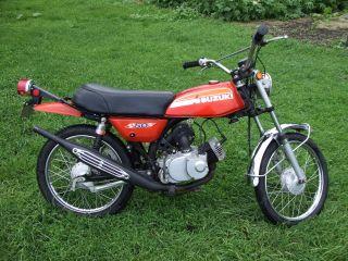 1971 Suzuki Ts 50 photo