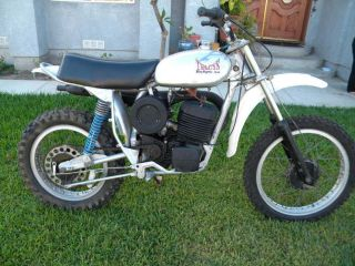 1972 Husqvarna Wr450 Tracy ' S photo