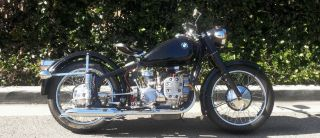 1965 Chang Jiang 750 Motorcycle Converted To Bmw R71 photo