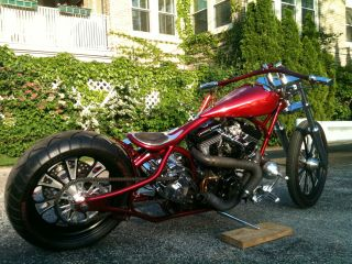 2013 Custom Built Chopper,  Rigid,  Rsd,  Jockey Shift,  113