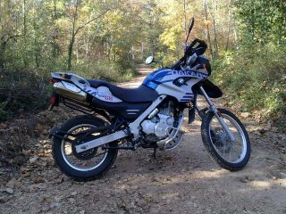 2005 Bmw F650gs Dakar photo