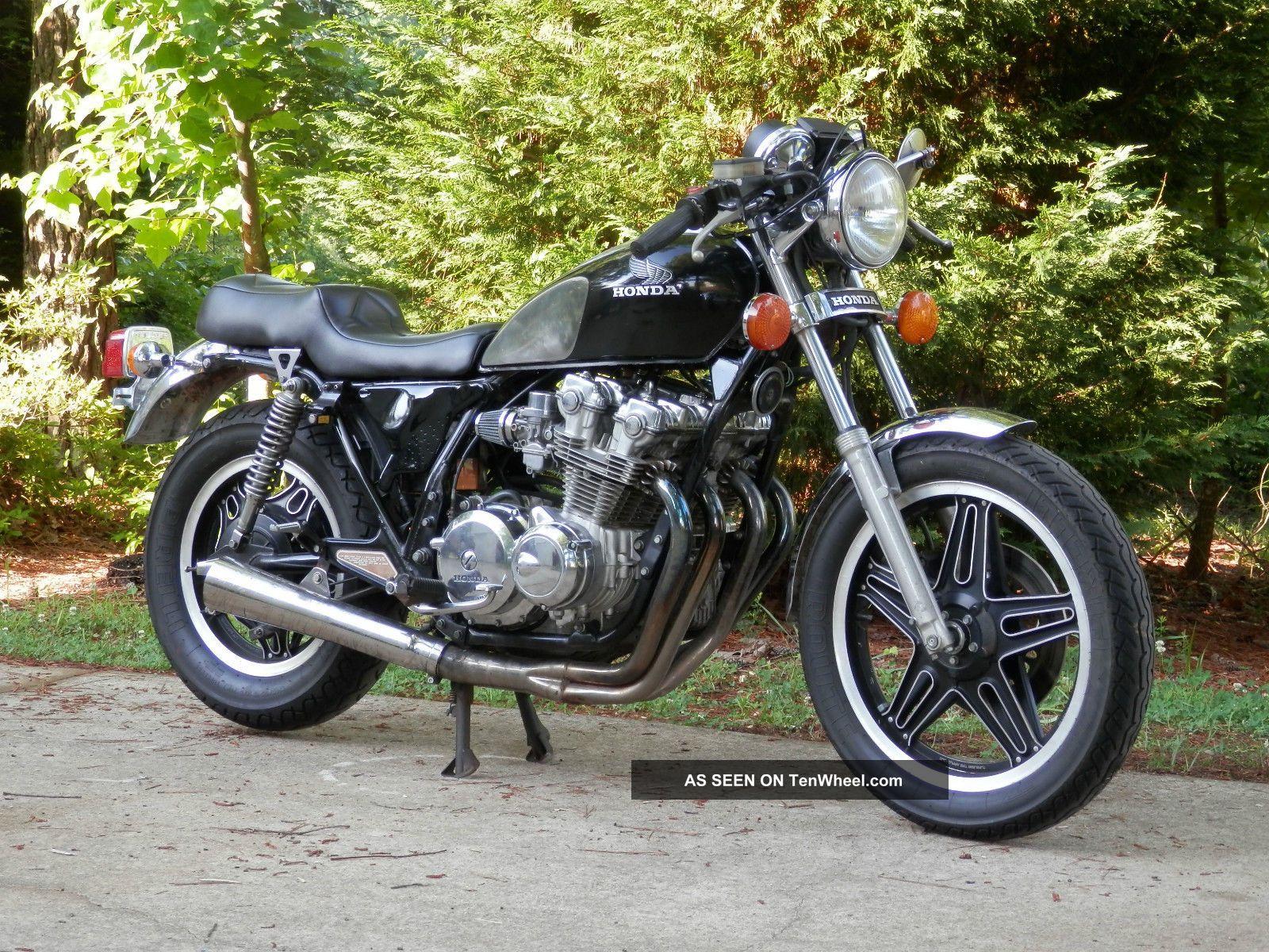 1980 honda cb750 for 1980s honda motorcycles