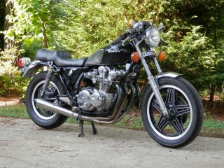 1980 Honda Cb750 photo