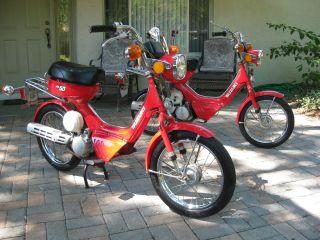 1986 Suzuki Fa50 Two For One photo