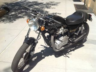 Triumph Bonneville Tiger T140 1978,  Bobber,  Chopper photo