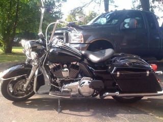 Harley Davidson Police Edition Road King 2010 Flhp photo