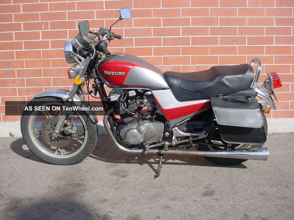 1983 Suzuki Gr650 Gr 650 Tempter Motorcycle Other photo