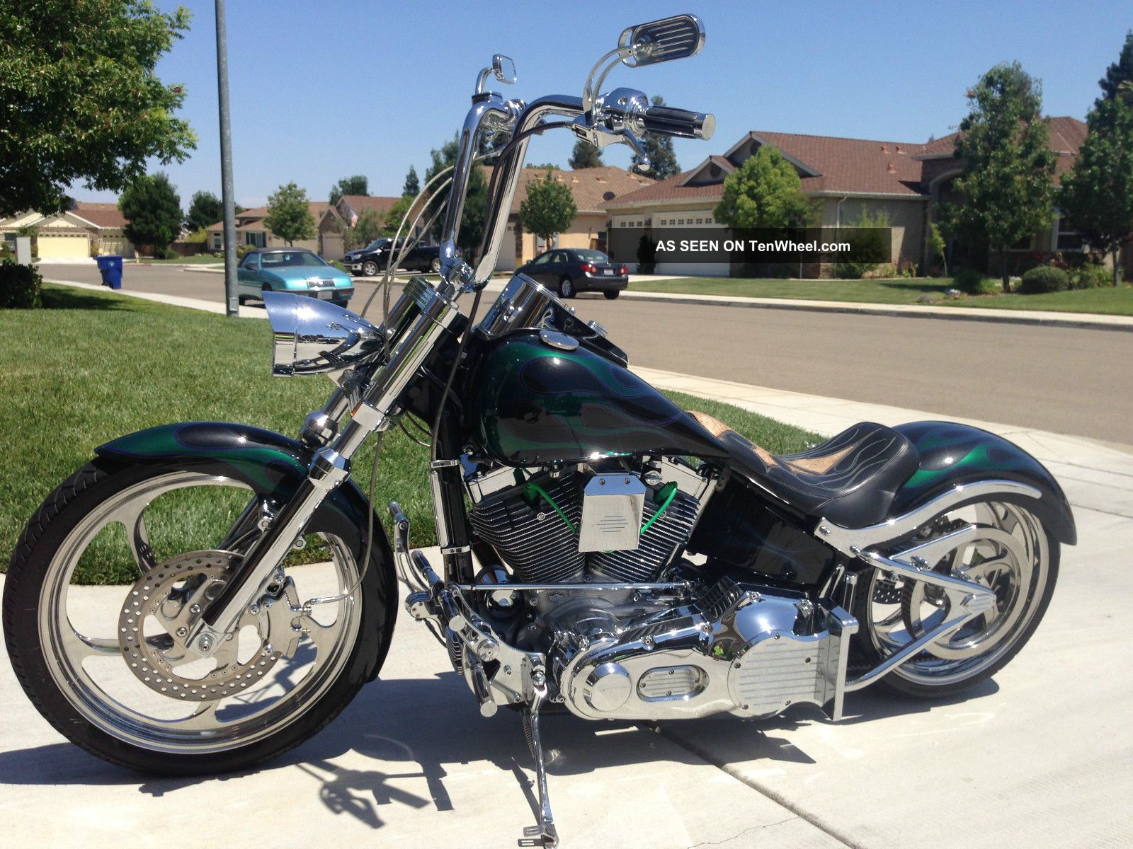 Images Of  Harley Davidson Softail Standard Fsxt
