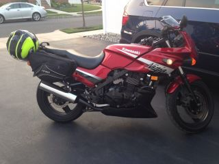 2006 Kawasaki Ninja 500r Motorcycle photo