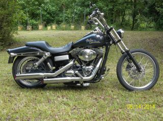 2006 Harley - Davidson® Dyna® Wide Glide® Twin Cam 6 Speed photo