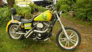 2009 Harley - Davidson Dyna Fxd Glide photo