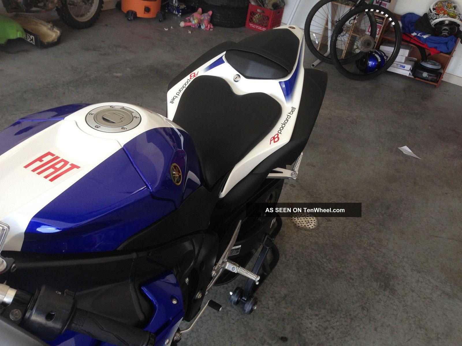 Yamaha R Champions Edition Specs
