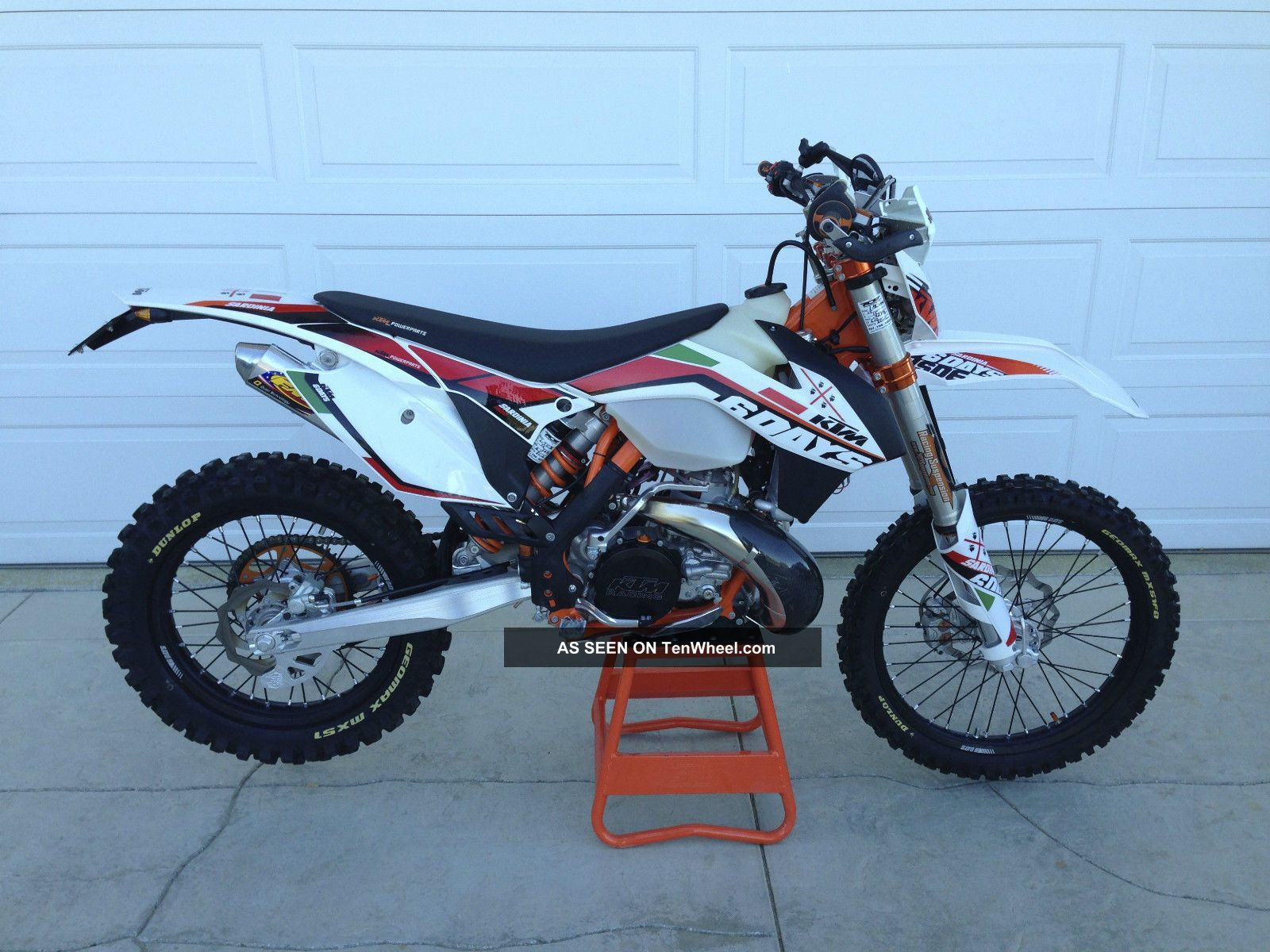 2014 Ktm 300 Xc - W Six Days Edition Other photo