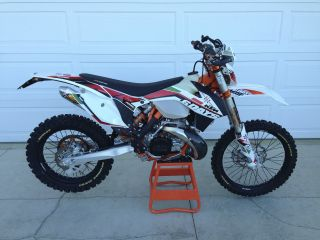 2014 Ktm 300 Xc - W Six Days Edition photo