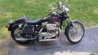 1986 Harley 883 / 1200 Custom Built & Paint By Jay Brakes Paint Brent Ride photo