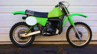 1979 Kawasaki Kx250 A5 Ahrma Yamaha Suzuki Honda Yz Cr Rm Kx L@@k photo