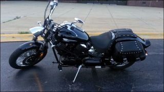 2006 Yamaha V Star Silverado photo