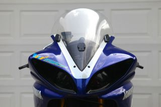 2009 Yamaha Yzf - R1 With Tons Of Race Upgrades - Track And Street - Trades Ok photo