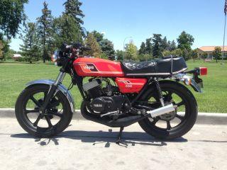 1977 Yamaha Rd400 photo