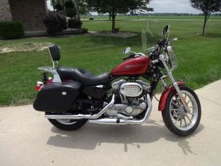 2006 Harley Davidson Sportster Xl883 photo