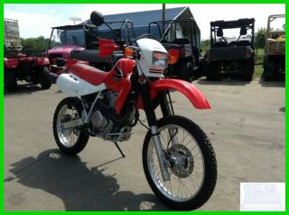 2008 Honda Xr 650 L Perfect photo