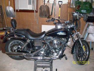 2004 Harley Davidson Low Rider photo
