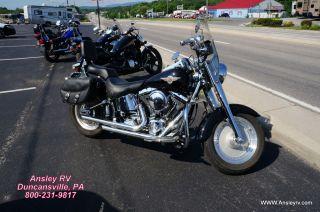 Fat Boy: 2002 Harley - Davidson Fat Boy Cruiser photo