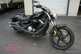 2011 Stryker 1300 From Yamaha Is Striking In Appearance photo