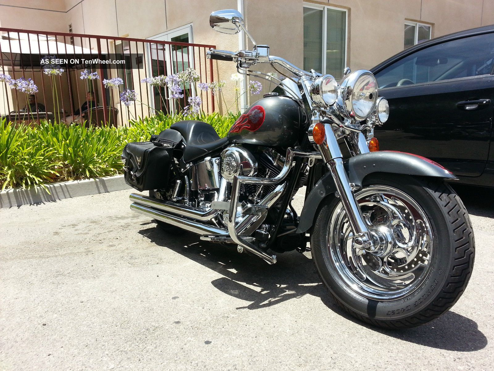 Pics Photos - 2005 Harley Fat Boy Harley Davidson And Chopper ...