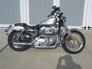 Harley Davidson 2003 100th Anniversary Sportster photo