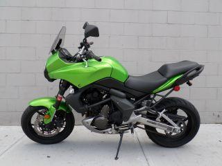 2009 Kawasaki Kle650versys Motorcycle photo