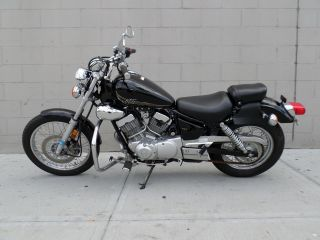 2012 Yamaha V - Star 250 Xv250 Motorcycle photo