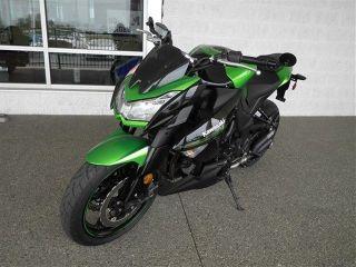 2011 Kawasaki Z1000 Ziooo Motorcycle photo
