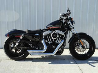 2011 Harley Davidson Sportster Forty Eight Xl1200x Black 10k Mi Trades photo