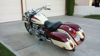 1998 Honda Valkyrie Tourer photo