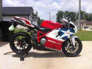 2010 Ducati 848 Nickey Hayden Edition photo