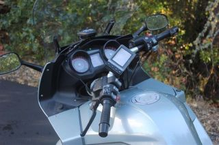 2008 Bmw K1200gt Silver / Gray, photo