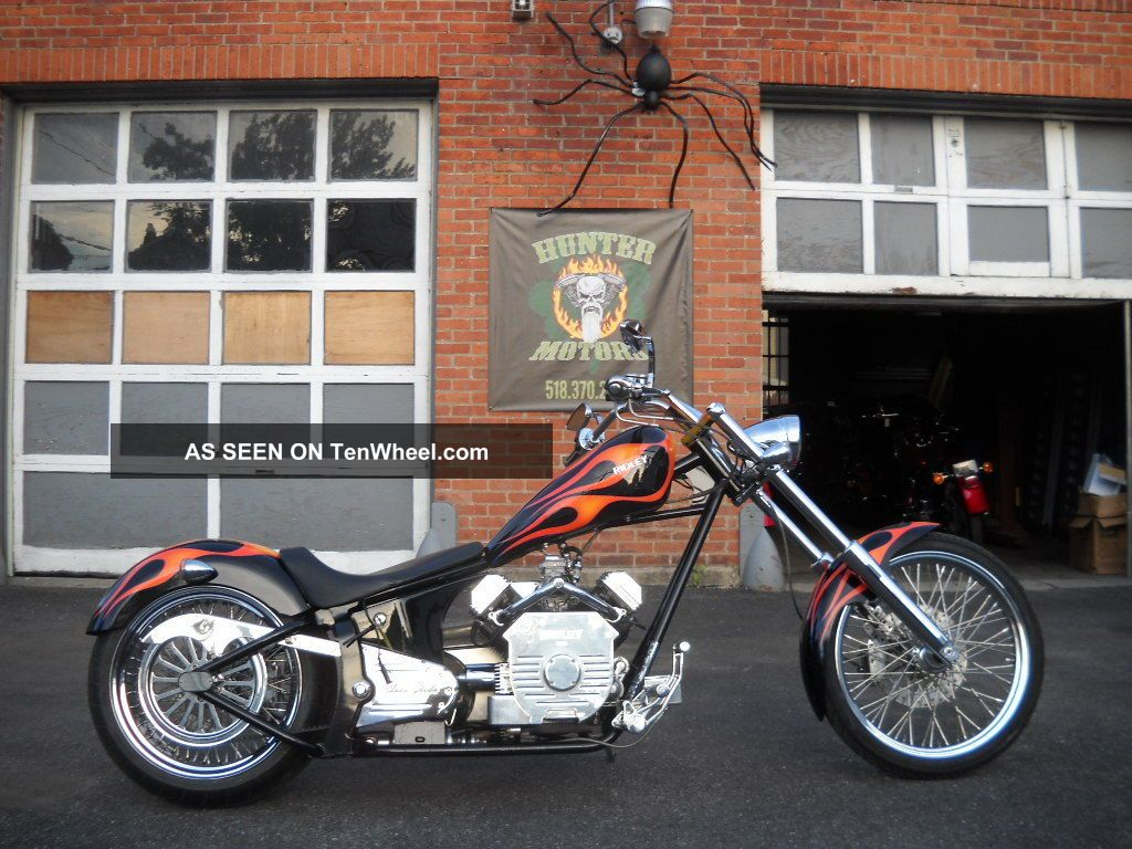 2008 Ridley Autoglide Chopper,  Full Automatic Bike,  Exceptional Quality Kool, Other Makes photo