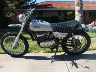1972 Yamaha 360 Enduro Rt1,  Title,  Vintage photo