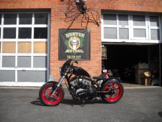 2011 Buell Smc Stone Motor Cycle Xb9 Conversion Pocket Rocket 1 Of 1 Custom Bike photo