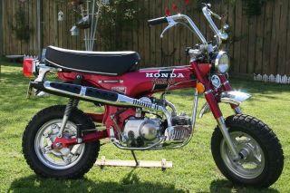 1971 Honda Ct70 4 Speed photo