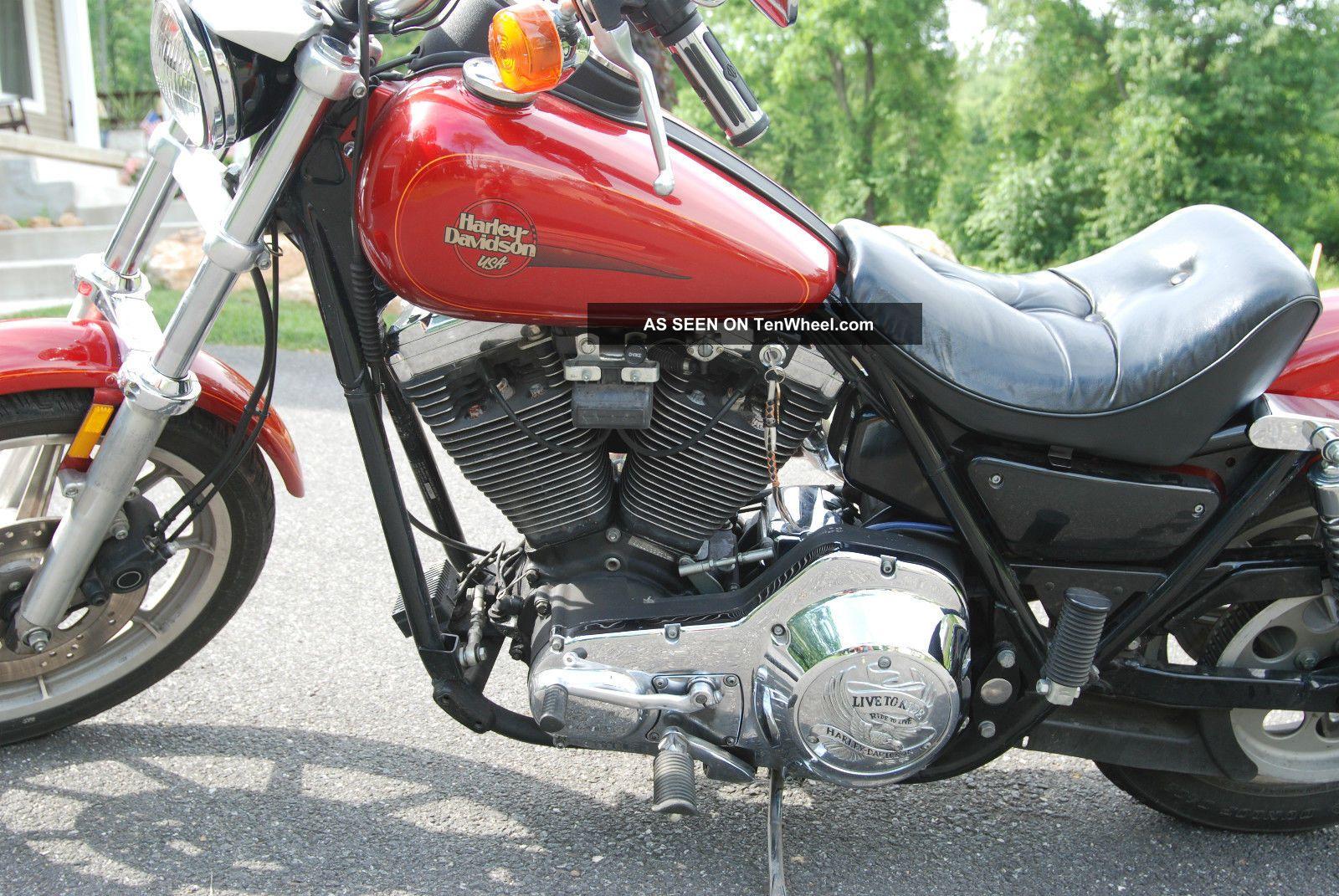 1990 Harley Davidson Fxrs Low Rider Wiring Diagram