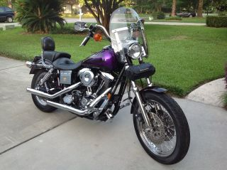 1996 Harley Davidson Fxdl Dyna Low Rider photo