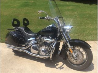 2005 Honda Vtx 1300s Lots Of Extras - Black Beauty photo