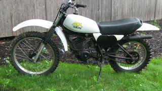 1979 Yamaha 175mx photo