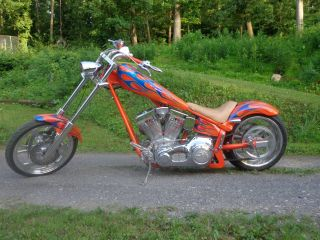 2002 American Ironhorse Texas Chopper photo